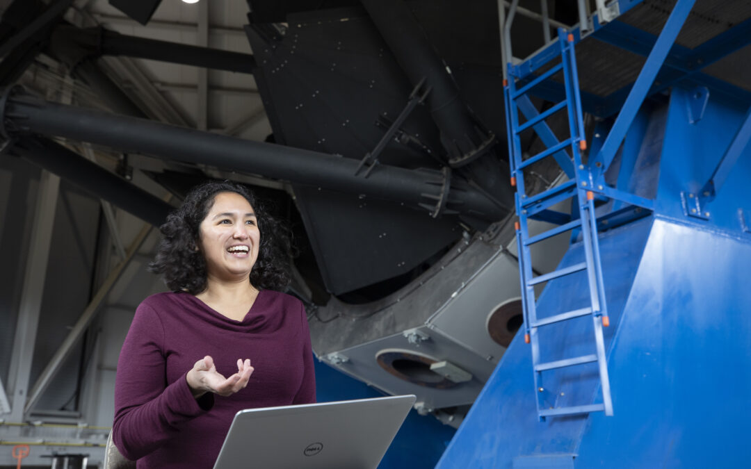 Keeping Earth safe from impact: NAU astronomer worked with international team to conduct global planetary defense exercise