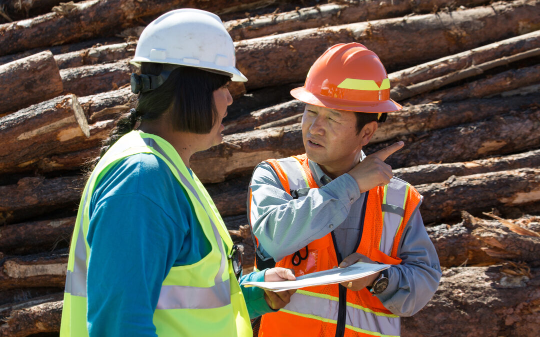 NAU pilot project tests exporting wood products via railway to speed forest restoration