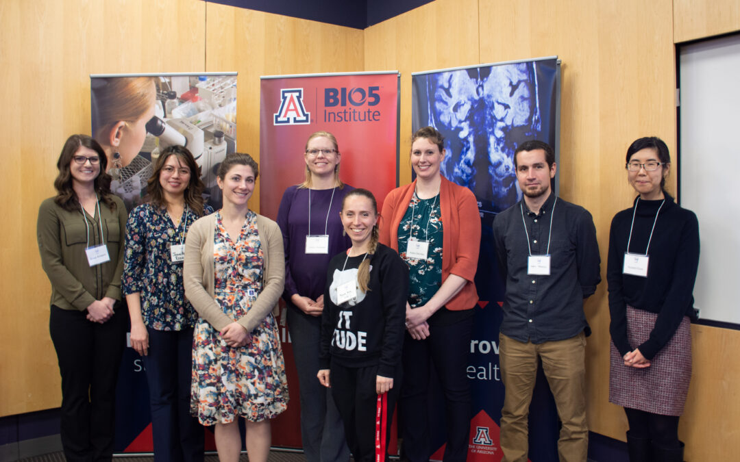 Unique UArizona Postdoctoral Fellowship Enables Trainees to Advance STEM Knowledge and Launch Careers